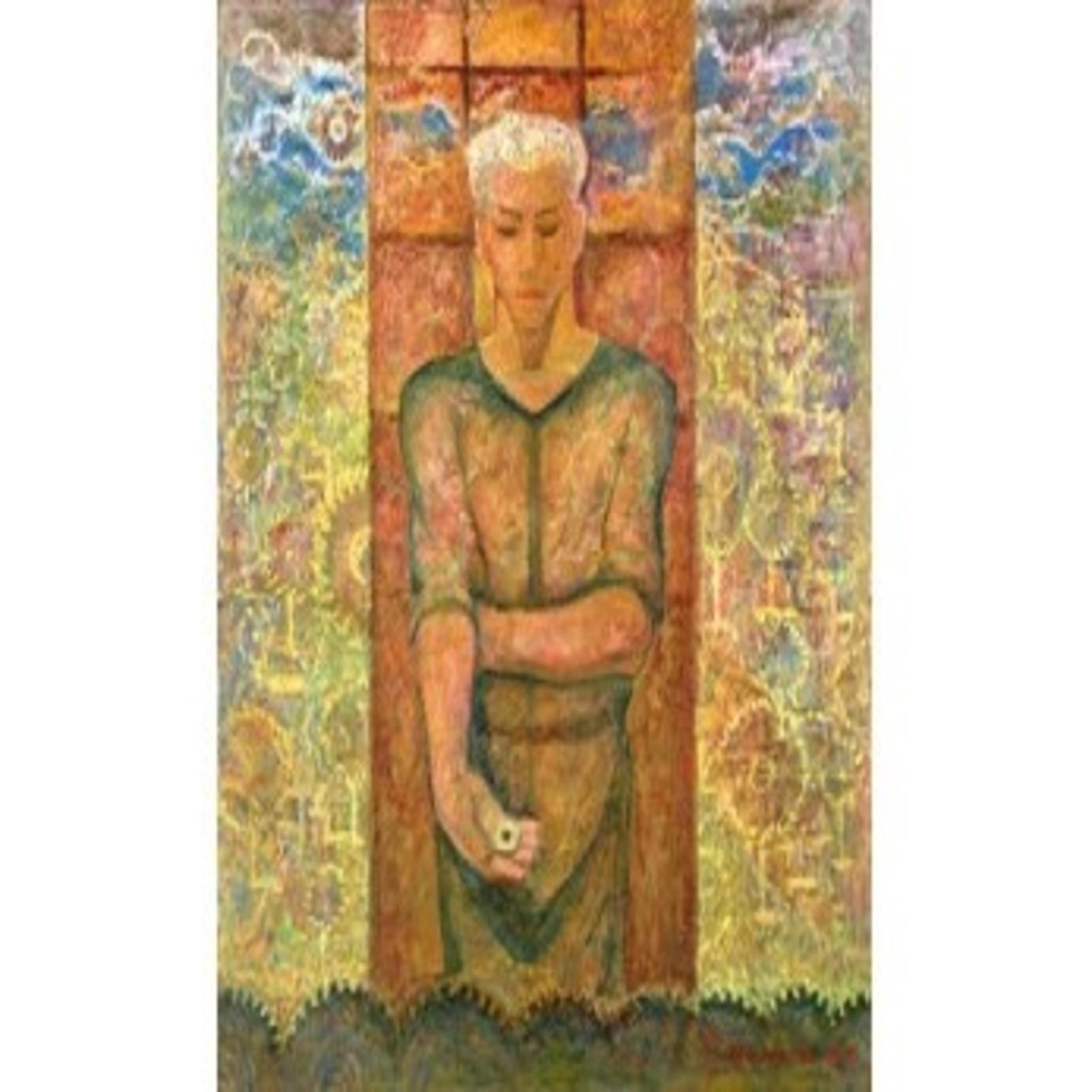 Выставка «Эфраим Аллсалу. Радость жизни и лирика в суровые времена»