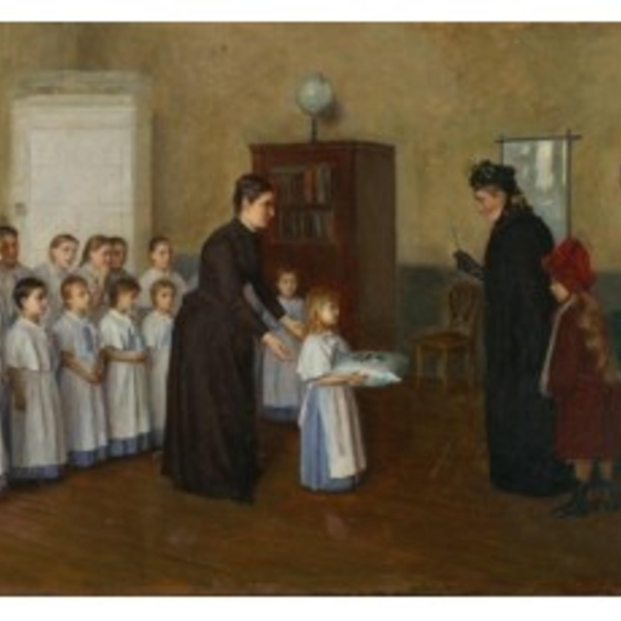 Лекция «Формирование Музея имени супругов С.А. И Г. А. Лаврецовых и его первые экспозиции»