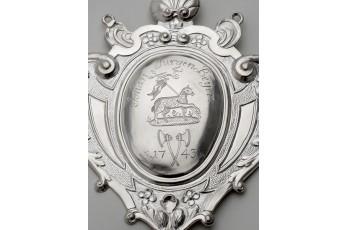 Выставка «Документы из серебра. Медальоны ремесленников XVII – ХIХ веков»