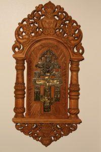 Выставка «Старая вера Причудья: иконы и графика Павла Варунина»