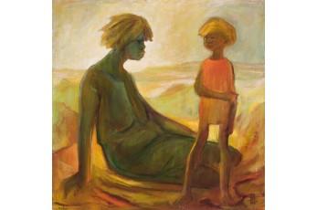 Выставка «Под созвездием Южный крест. Гуннар Неэме – эстонский художник в Австралии»