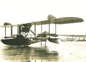 Выставка «Аэродромы столицы 1916 – 1944»