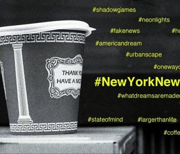 Выставка Кайсы Мянник «#NewYorkNewYork»