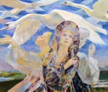 Выставка Георгия Шишкина в замке Бенкендорфа-Волконских